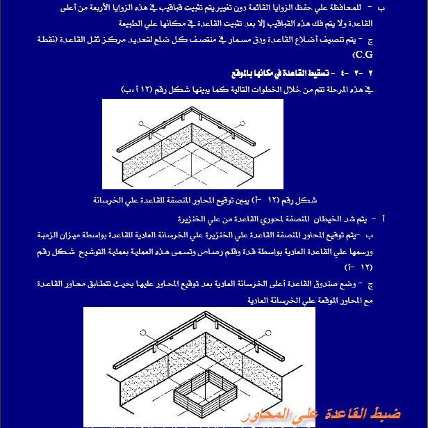 مشروع تنفيذ عماره سكنيه وبالصور 15