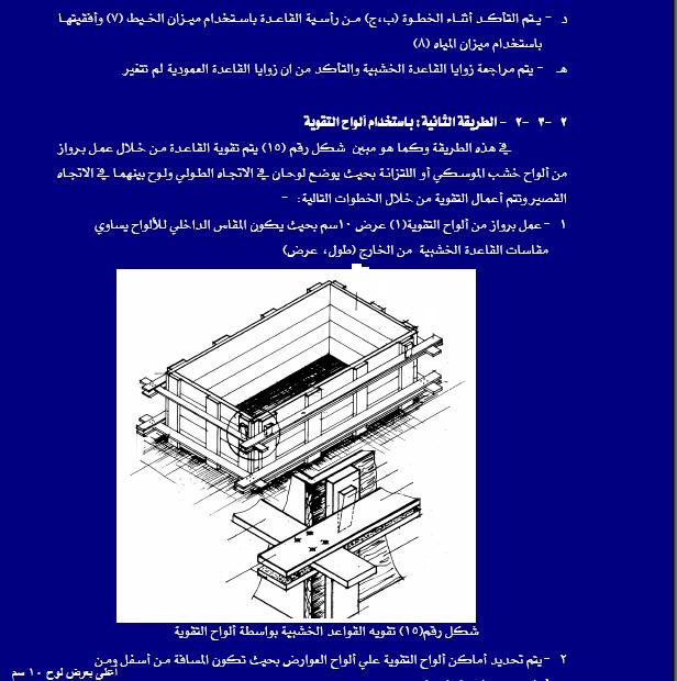 مشروع تنفيذ عماره سكنيه وبالصور 18