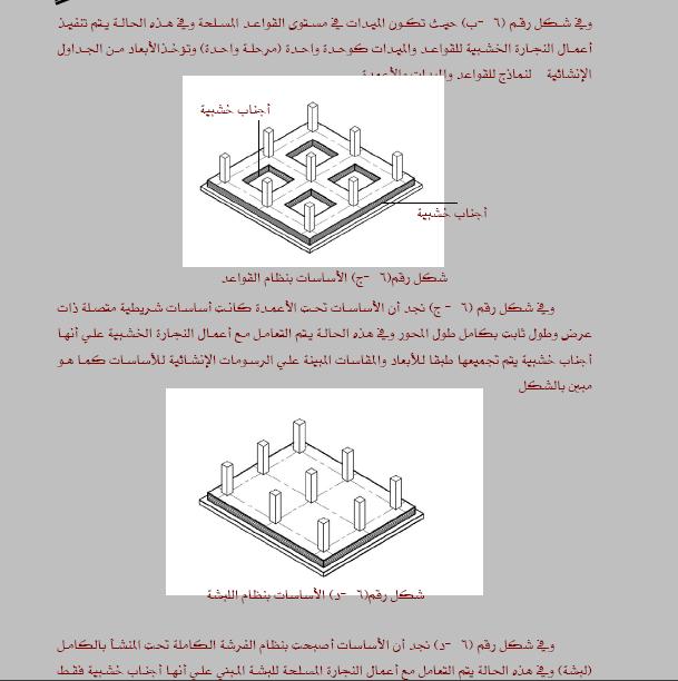 مشروع تنفيذ عماره سكنيه وبالصور 7